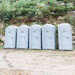 Туалетная кабина - биотуалет 0003