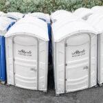 Туалетная кабина - биотуалет 0004-2