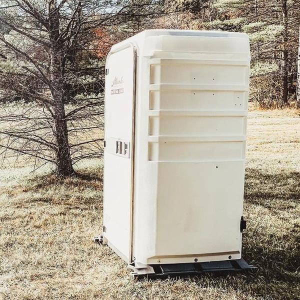 Туалетная кабина - биотуалет 0016