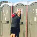 Туалетная кабина - биотуалет 0065
