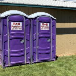 Туалетная кабина - биотуалет 0068