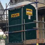 Туалетная кабина - биотуалет 0629