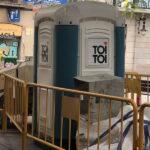Туалетная кабина - биотуалет 0633