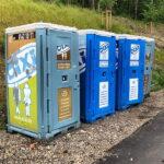 Туалетная кабина - биотуалет 0700