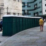 Туалетная кабина - биотуалет 0703