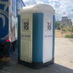 Туалетная кабина - биотуалет 0711
