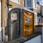 Туалетная кабина - биотуалет 0714