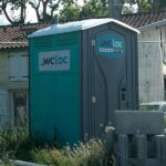 Туалетная кабина - биотуалет 0719