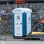 Туалетная кабина - биотуалет 0744