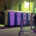 Туалетная кабина - биотуалет 0746