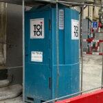 Туалетная кабина - биотуалет 0747
