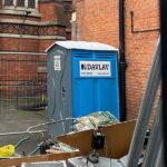 Туалетная кабина - биотуалет 0752