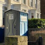 Туалетная кабина - биотуалет 0756