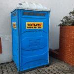 Туалетная кабина - биотуалет 0758