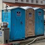 Туалетная кабина - биотуалет 0763