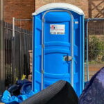 Туалетная кабина - биотуалет 0769