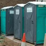 Туалетная кабина - биотуалет 0773