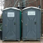 Туалетная кабина - биотуалет 0774