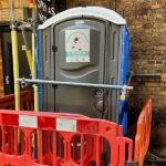 Туалетная кабина - биотуалет 0777
