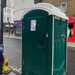 Туалетная кабина - биотуалет 0780