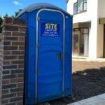 Туалетная кабина - биотуалет 0783