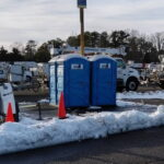 Туалетная кабина - биотуалет 0786