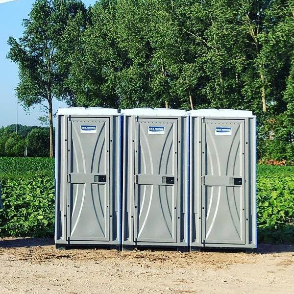 Туалетная кабина - биотуалет 0816