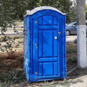 Туалетная кабина биотуалет для дачи 014