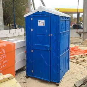 Туалетная кабина биотуалет недорогой 005