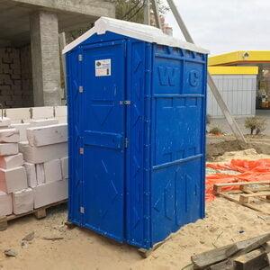 Туалетная кабина биотуалет недорогой 006