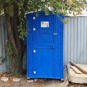 Туалетная кабина биотуалет недорогой 009