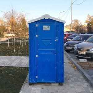 Туалетная кабина биотуалет недорогой 011