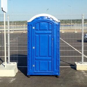 Туалетная кабина биотуалет недорогой 013