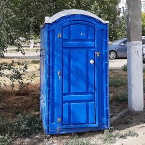 Туалетная кабина биотуалет недорогой 016