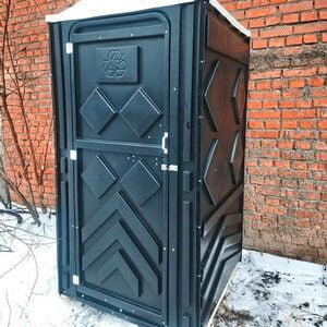 Туалетная кабина биотуалет недорогой 017