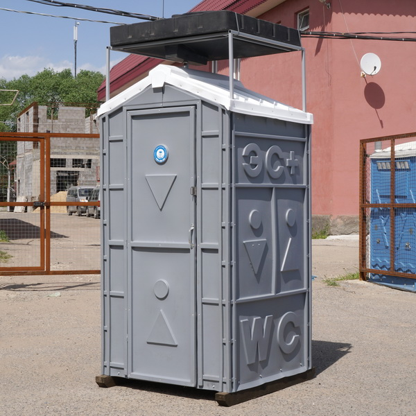 Туалетно-душевая кабина - туалет и душ 000
