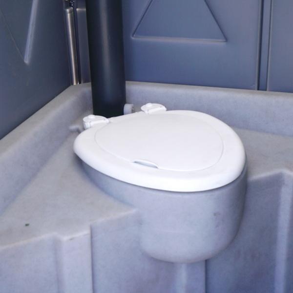 Туалетно-душевая кабина - туалет и душ 066