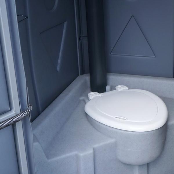 Туалетно-душевая кабина - туалет и душ 068