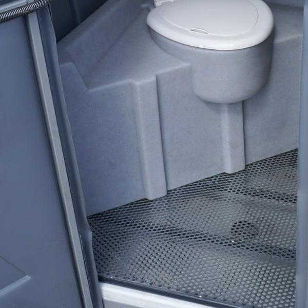 Туалетно-душевая кабина - туалет и душ 070
