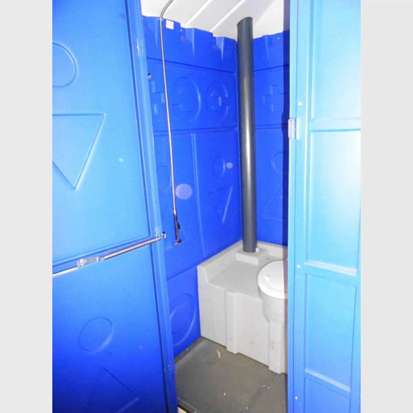 Туалетно-душевая кабина - туалет и душ 072