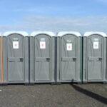 Туалетная кабина - биотуалет 0333