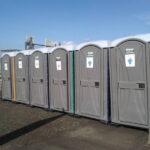 Туалетная кабина - биотуалет 0335