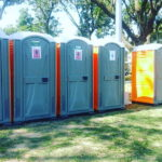 Туалетная кабина - биотуалет 0338