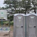 Туалетная кабина - биотуалет 0345