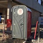 Туалетная кабина - биотуалет 0350