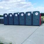 Туалетная кабина - биотуалет 0355