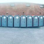 Туалетная кабина - биотуалет 0357