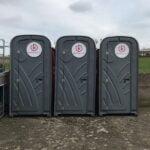 Туалетная кабина - биотуалет 0362