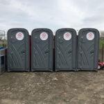 Туалетная кабина - биотуалет 0363