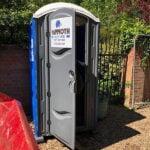 Туалетная кабина - биотуалет 0367
